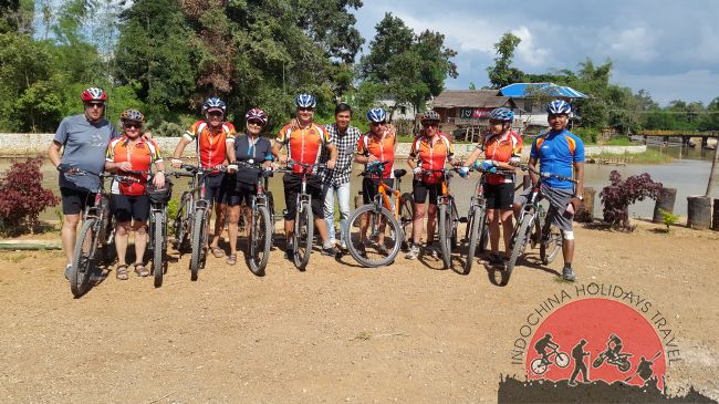 Laos Cycling Holidays - 15 Days