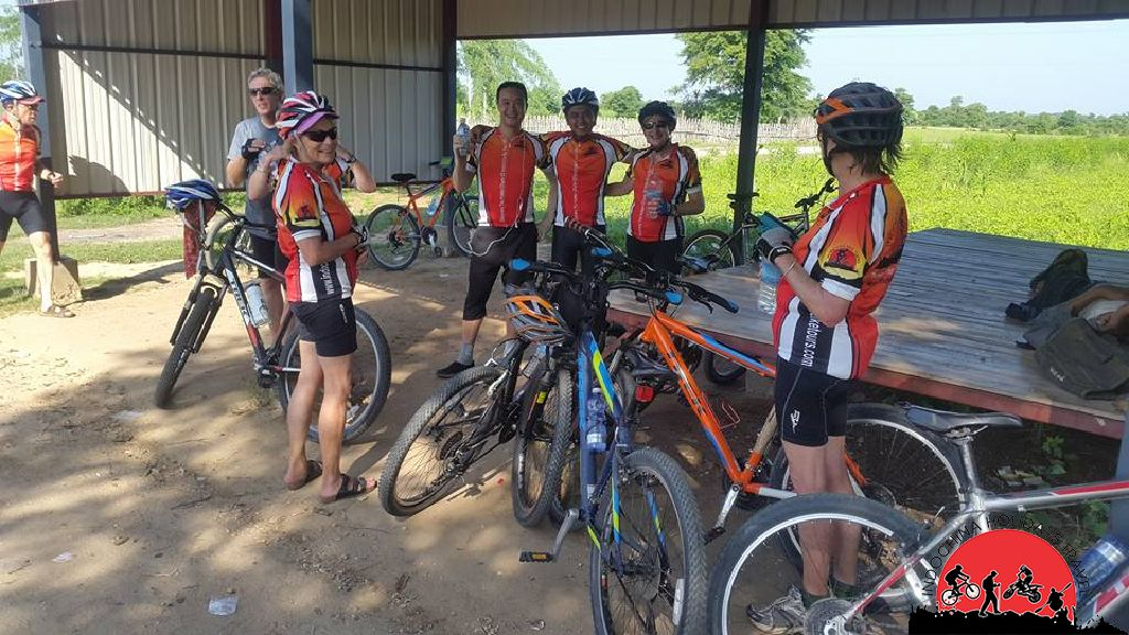 Siem Reap Cycling to Phnom Penh - 3 Days