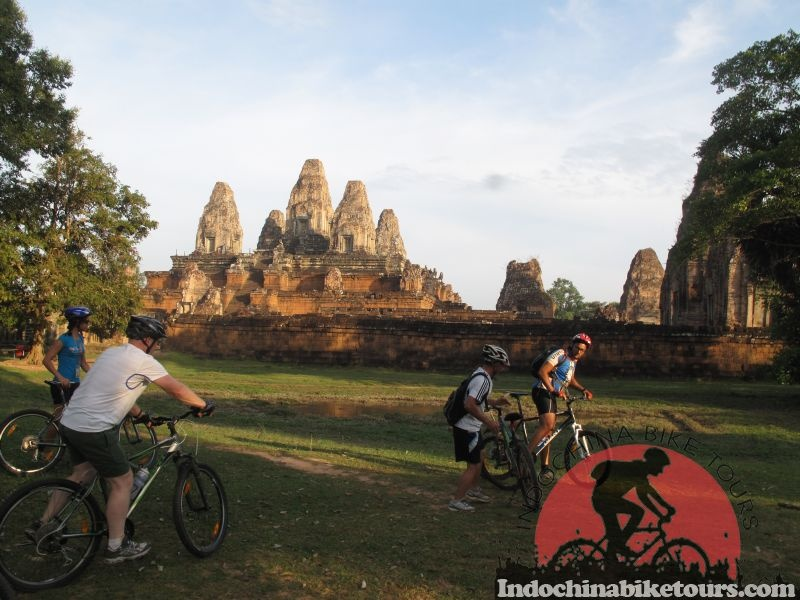 Siem Reap - Angkor Wat Cycling Tour - 2 Days