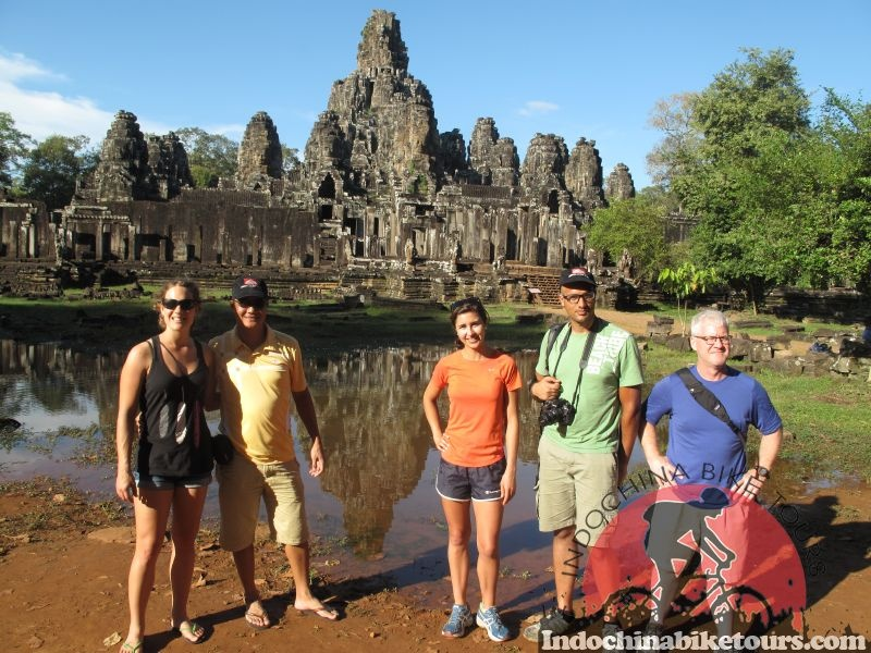 Siem Reap Cycling Tours – 3 days
