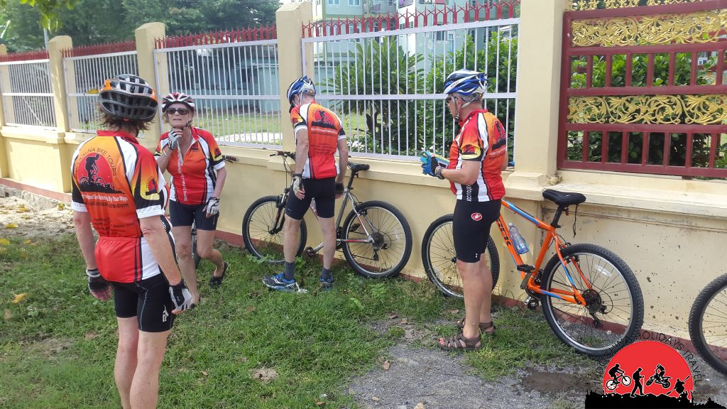 Thailand – Laos Cycling Adventure – 13 Days
