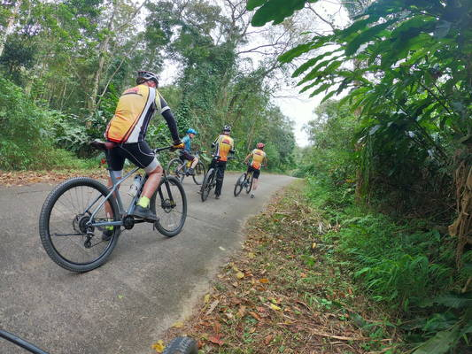 Licao-licao Rural Mountain Cycle From Manila – 1 day