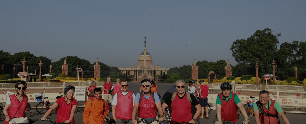 New Delhi Cycling Tour - 1 Day