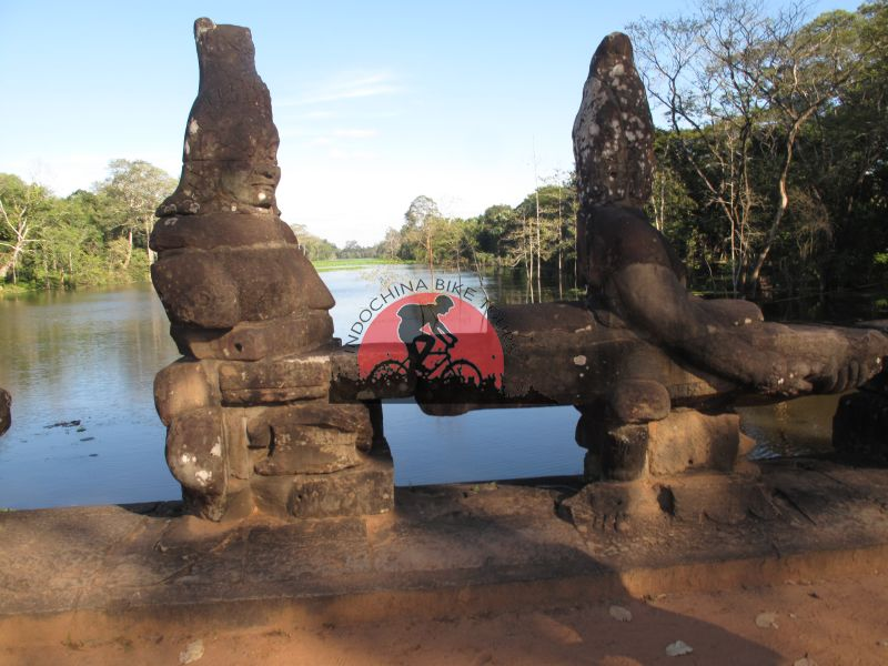 Cambodia Circle Cycling Tours – 10 days