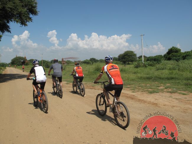 Phnom Penh Cycling To Sihanoukville – 5 days