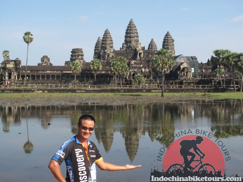 Siem Reap – Angkor Cycling Tour – 4 days