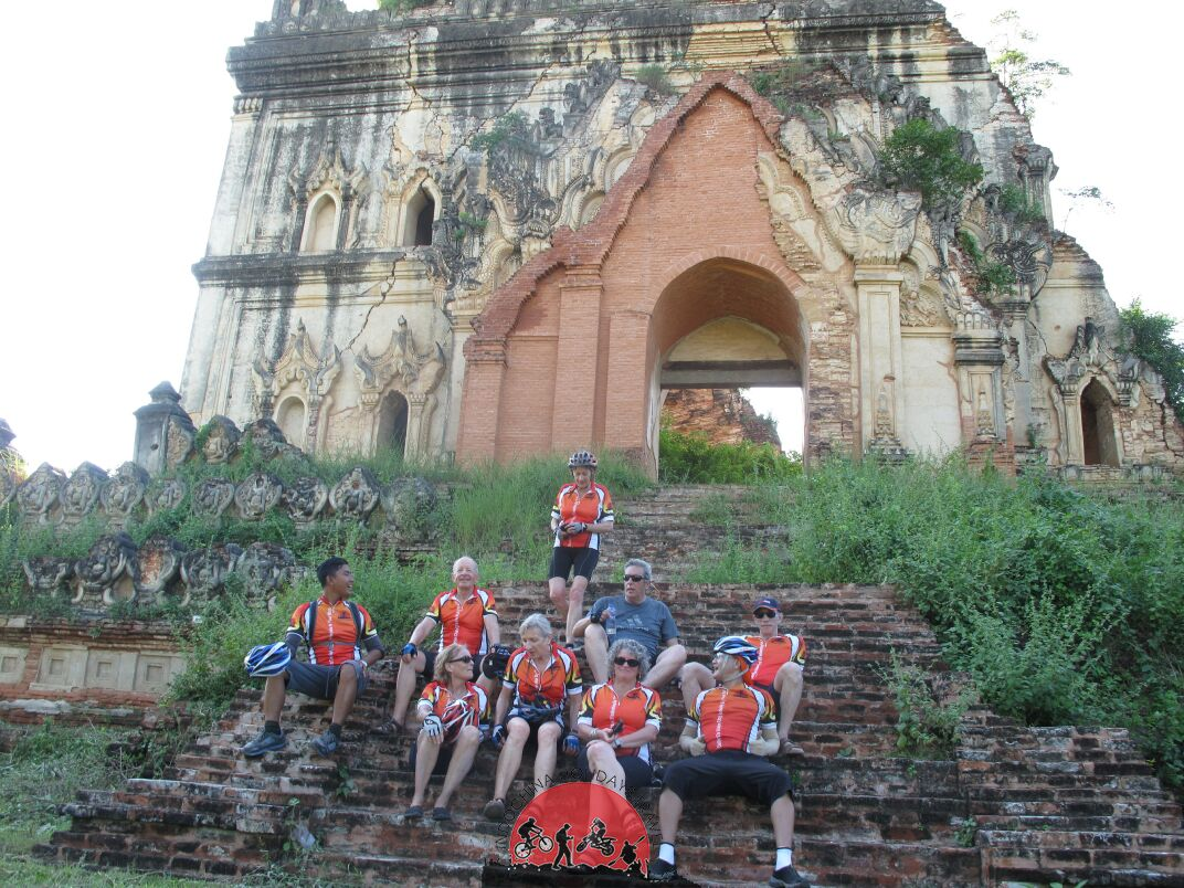 Myanmar Cycling Holiday - 12 Days