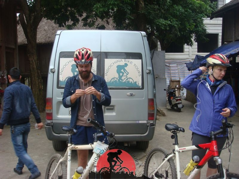 Yangon Cycling To Golden Rock - 2 Days