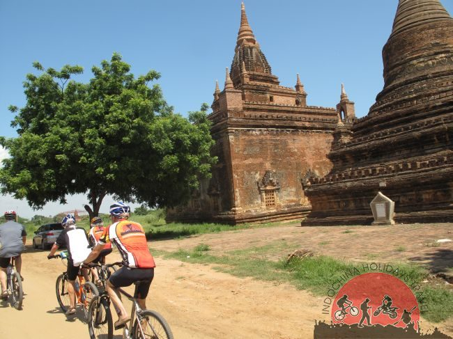 Mandalay Cycle To Bagan – 2 Days