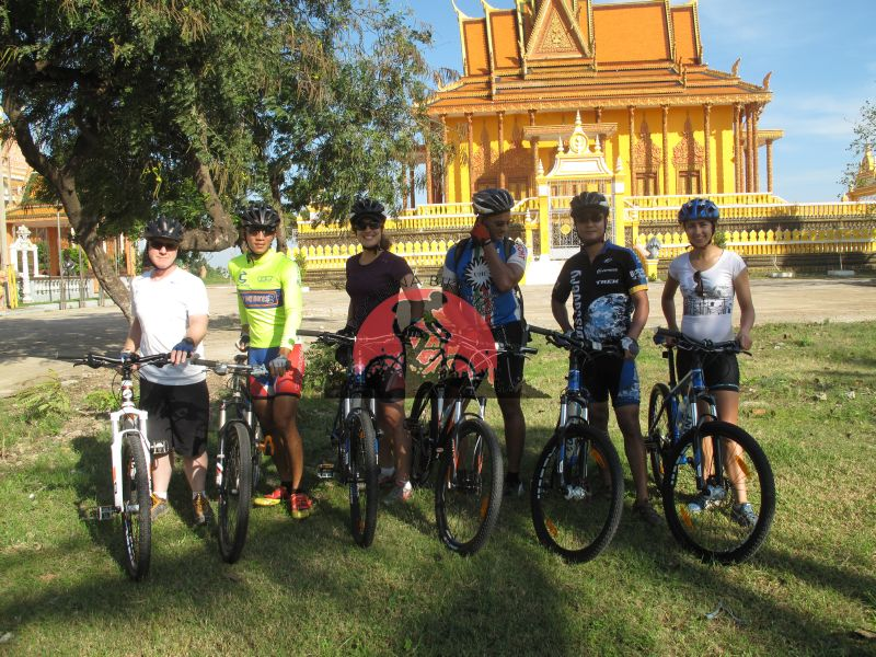 Great Cambodia Cycling Tour – 15 days