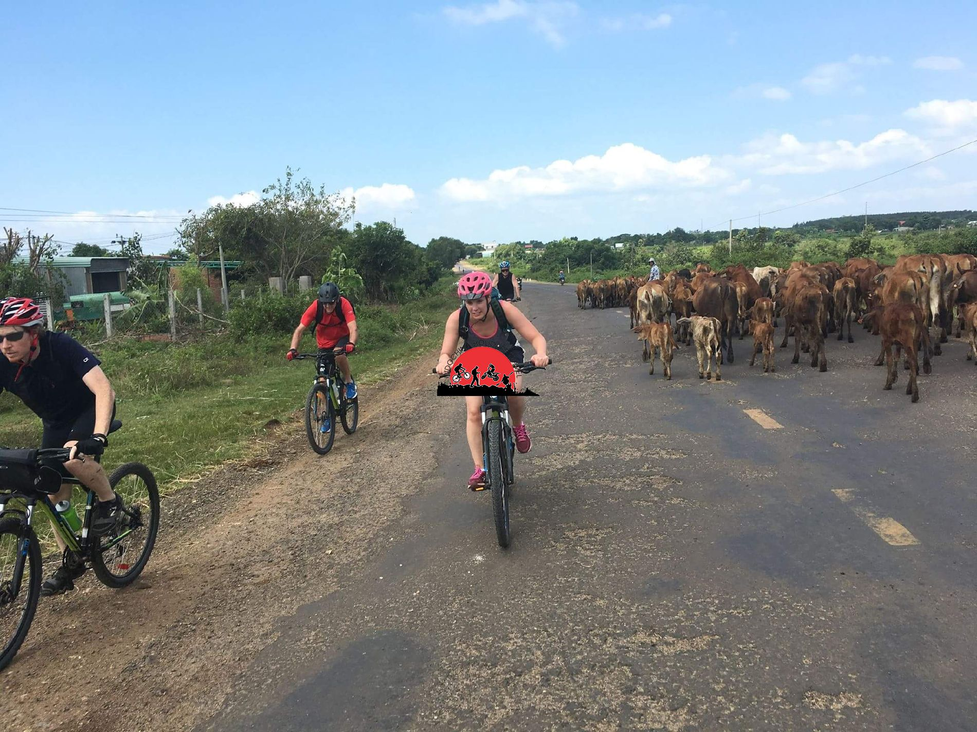 Kalaw Cycling To Inle Lake – 1 Day