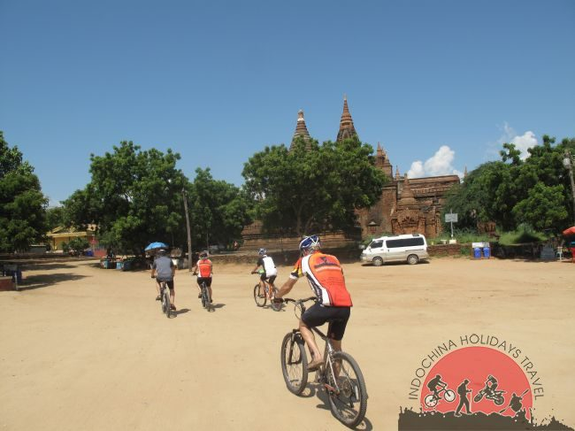 Yangon Cycling To Bagan – 8 Days