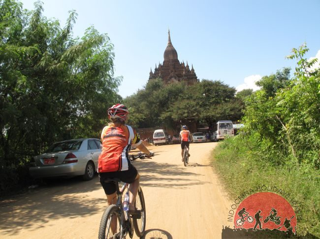 Myanmar Easy Cycling Tour - 8 Days