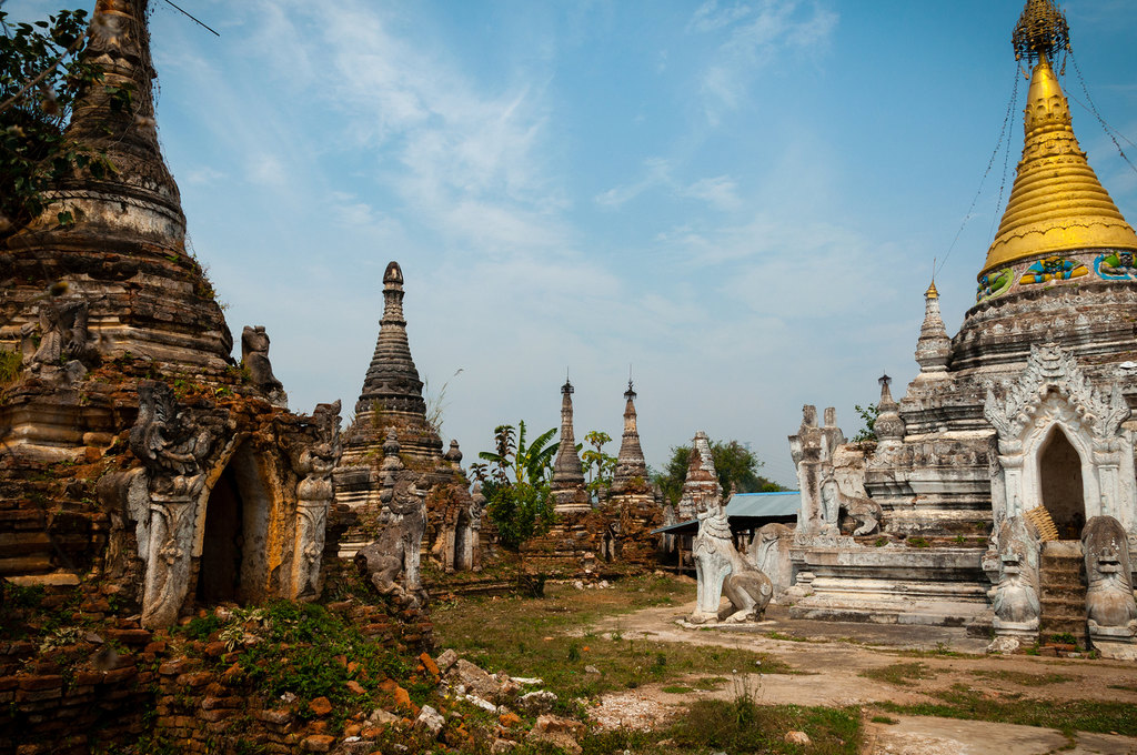 Myanmar Experience Cycling Holidays - 8 Days