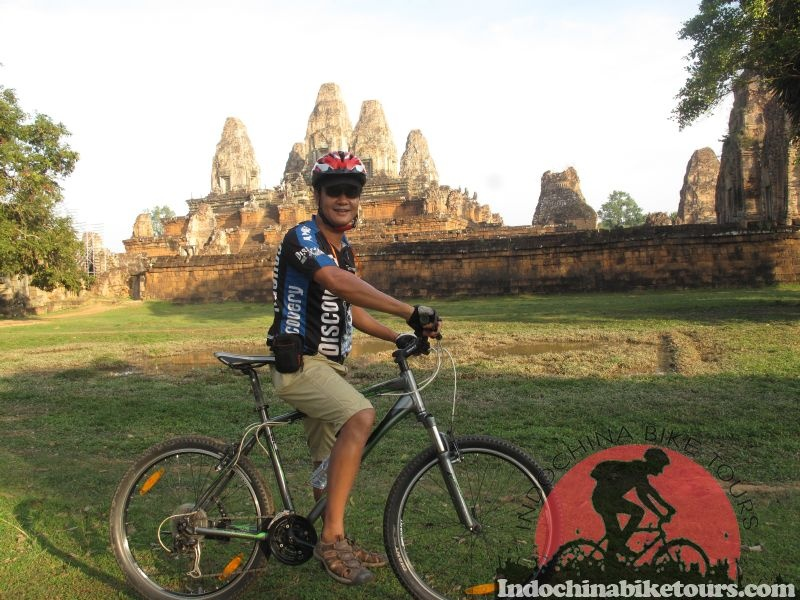 Saigon Cycling To Siem Reap - 7 Days