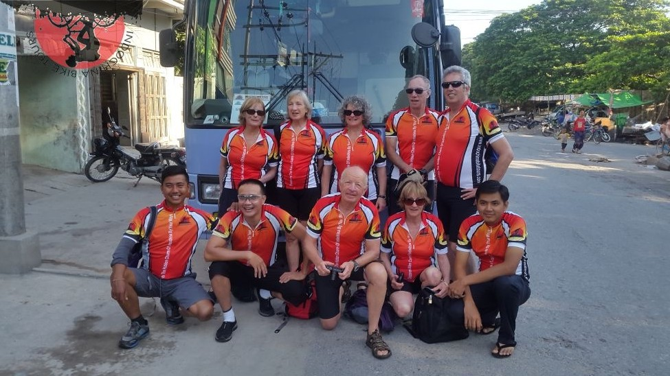 Thailand Cycling  To Laos and Vietnam – 20 Days