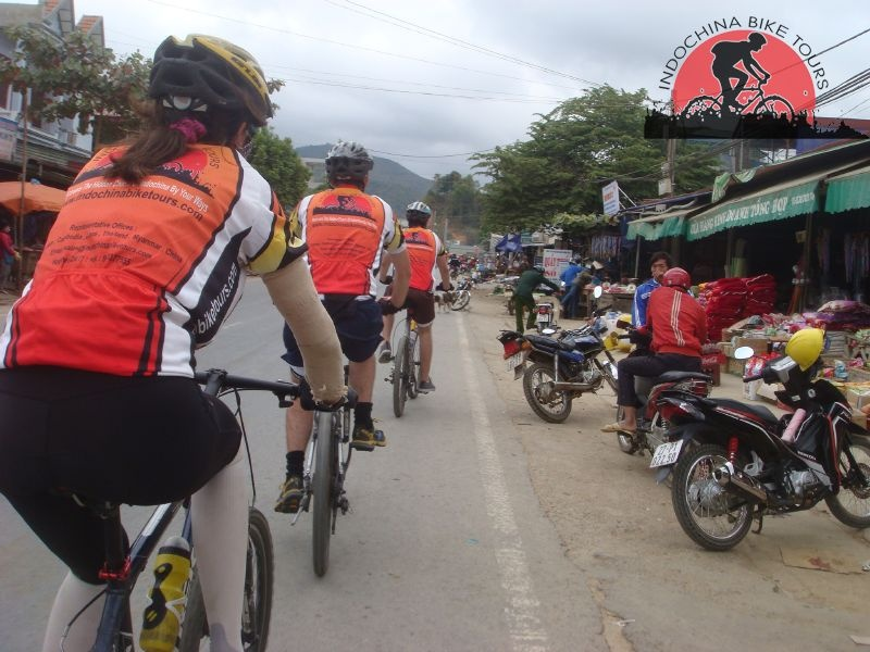 Bangkok Cycling To Luang Prabang - 13 Days